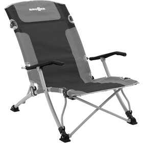 Brunner Bula XL Sedia, grey/black